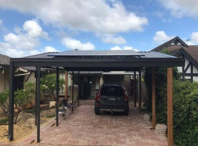 Solar Patios Perth WA