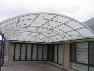Dome Roof Patio