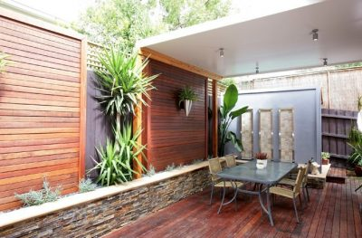 Flat Insulated Patio