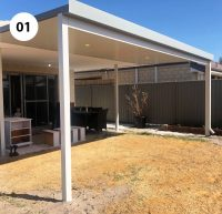 Perth Flat Insulated Patio Ideas 01