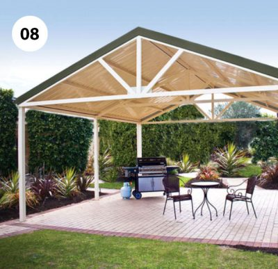 Perth Gable Patio Ideas 08