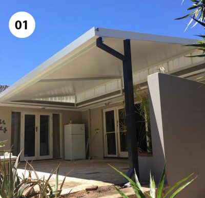Perth Skillion Insulated Patio Ideas 01